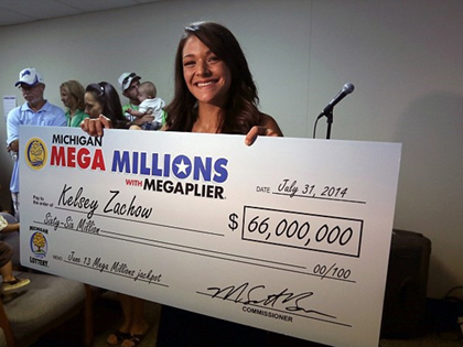 Win Mega Millions Lottery